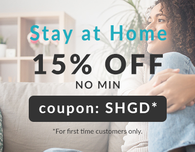 15% OFF New Customers