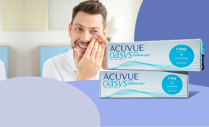 New Product from Acuvue