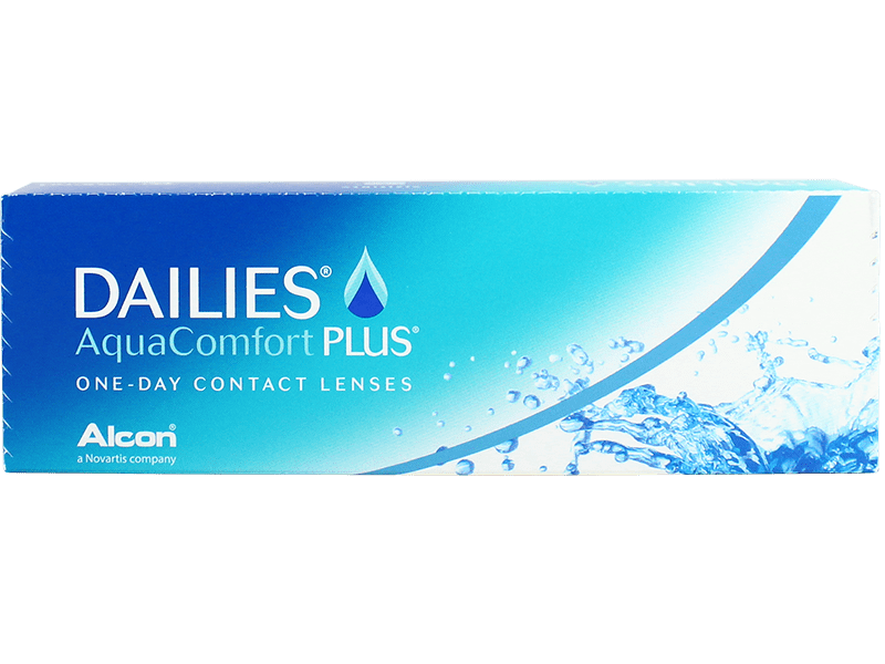 f472b0d35a7 DAILIES AquaComfort Plus - Daily Contact Lenses - LensPure