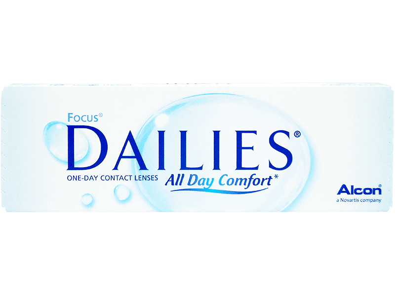 4c4198dcd5c Focus Dailies - Daily Contact Lenses - LensPure