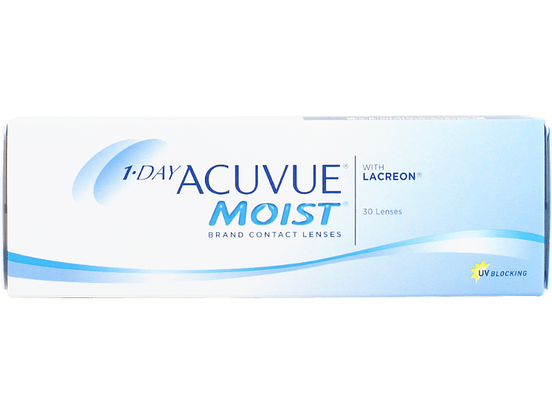 1876967fb1f 1 Day Acuvue Moist - Daily Contact Lenses - LensPure