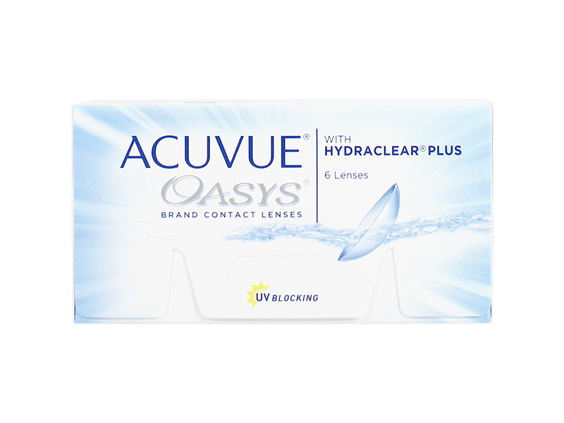 f5ab4d2996c Acuvue Oasys - Weekly Contact Lenses - LensPure