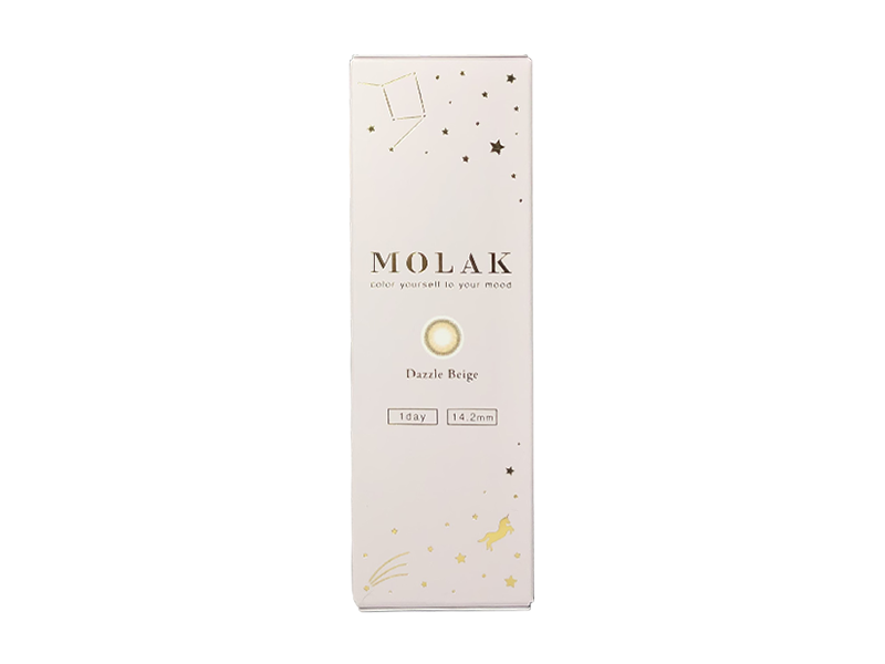 MOLAK 1 Day Dazzle Beige